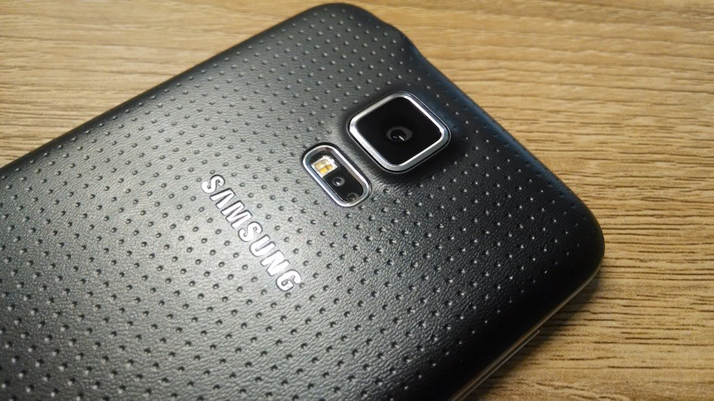 Samsung Galaxy S5 Test