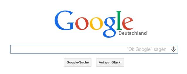 jetzt ok google