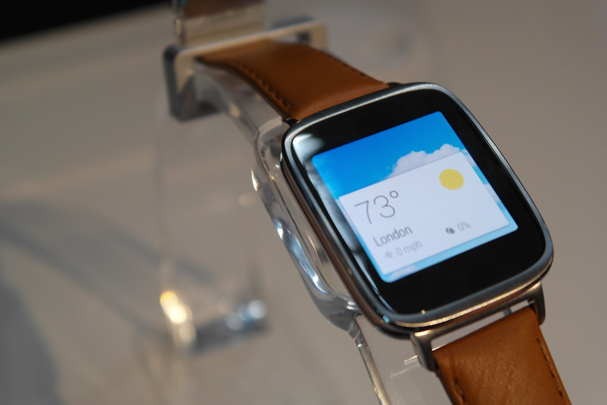 SAM_1842ASUS ZenWatch Hands-on