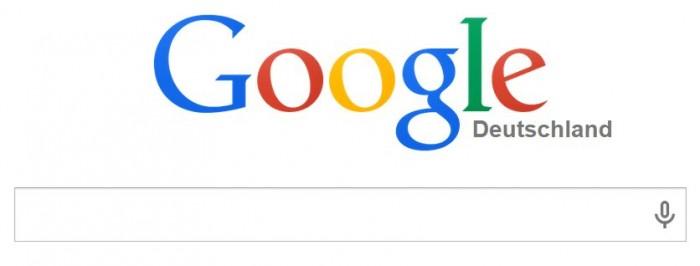 Google Suche Logo