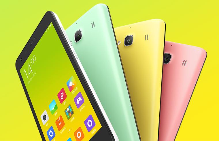 Xiaomi Redmi 2: 64-Bit-Smartphone Für Unter 100 Euro