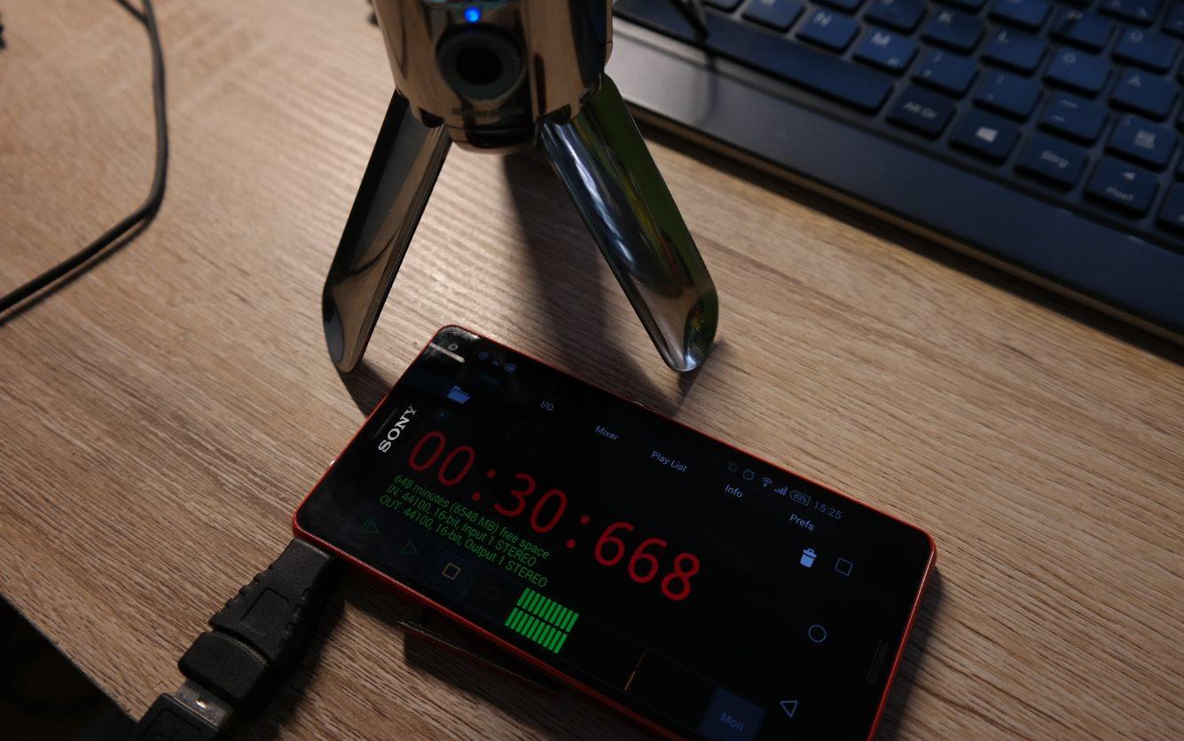 usb sound recorder pro