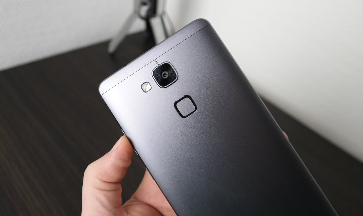 Huawei Mate S in the Test
