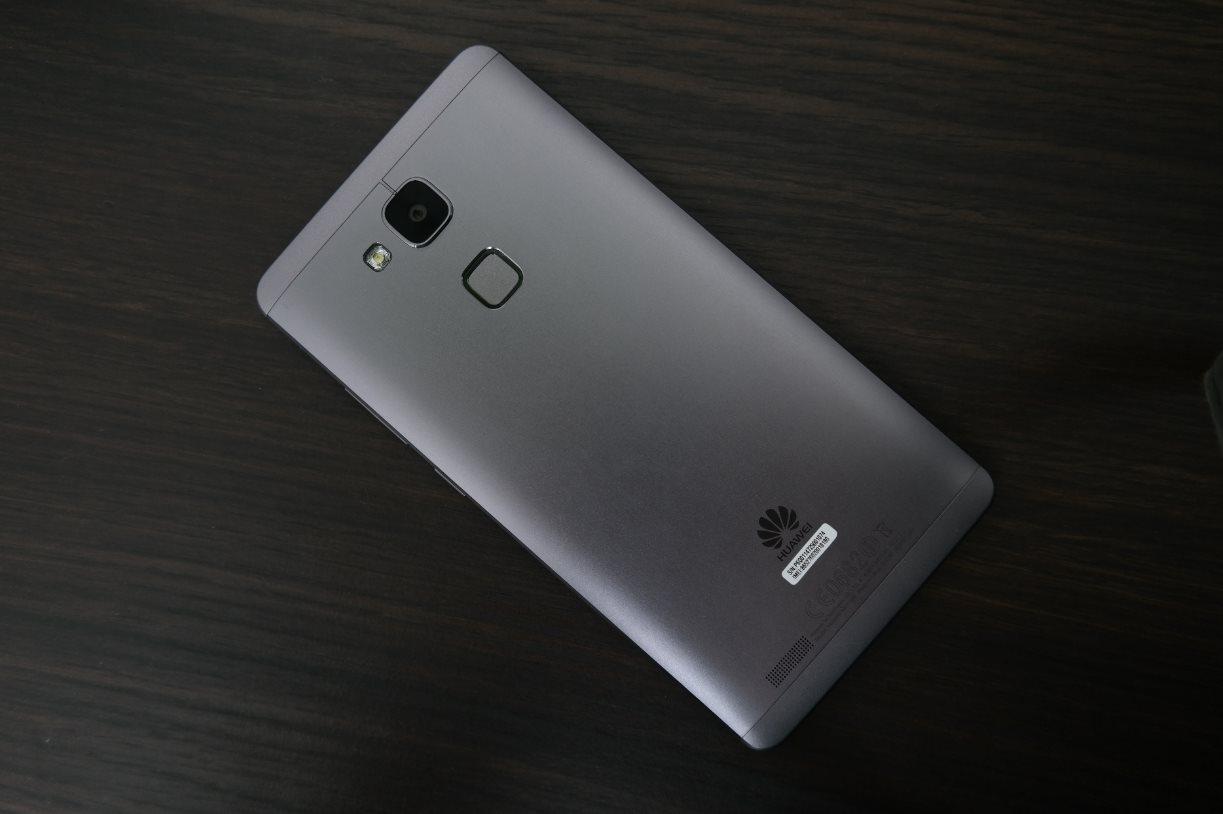 Huawei Ascend Mate 7 im Test