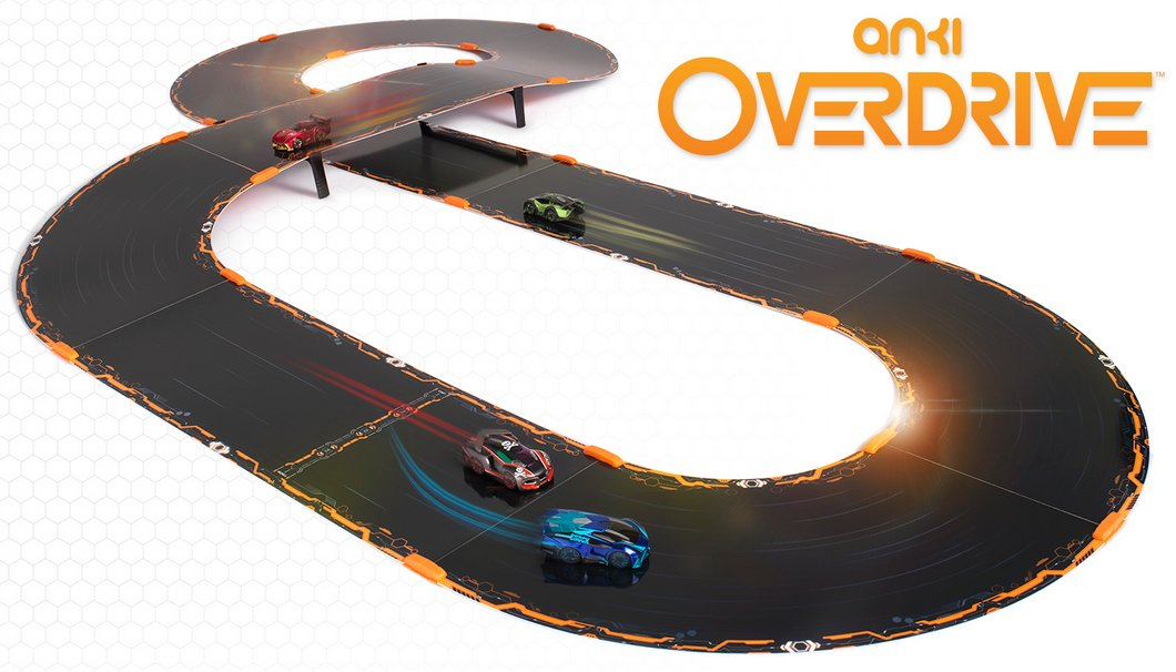 anki overdrive ist die carrera bahn der neuen generation. Black Bedroom Furniture Sets. Home Design Ideas
