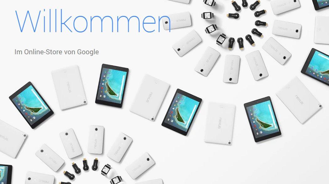 google online store 2015