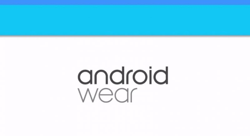 android wear logo