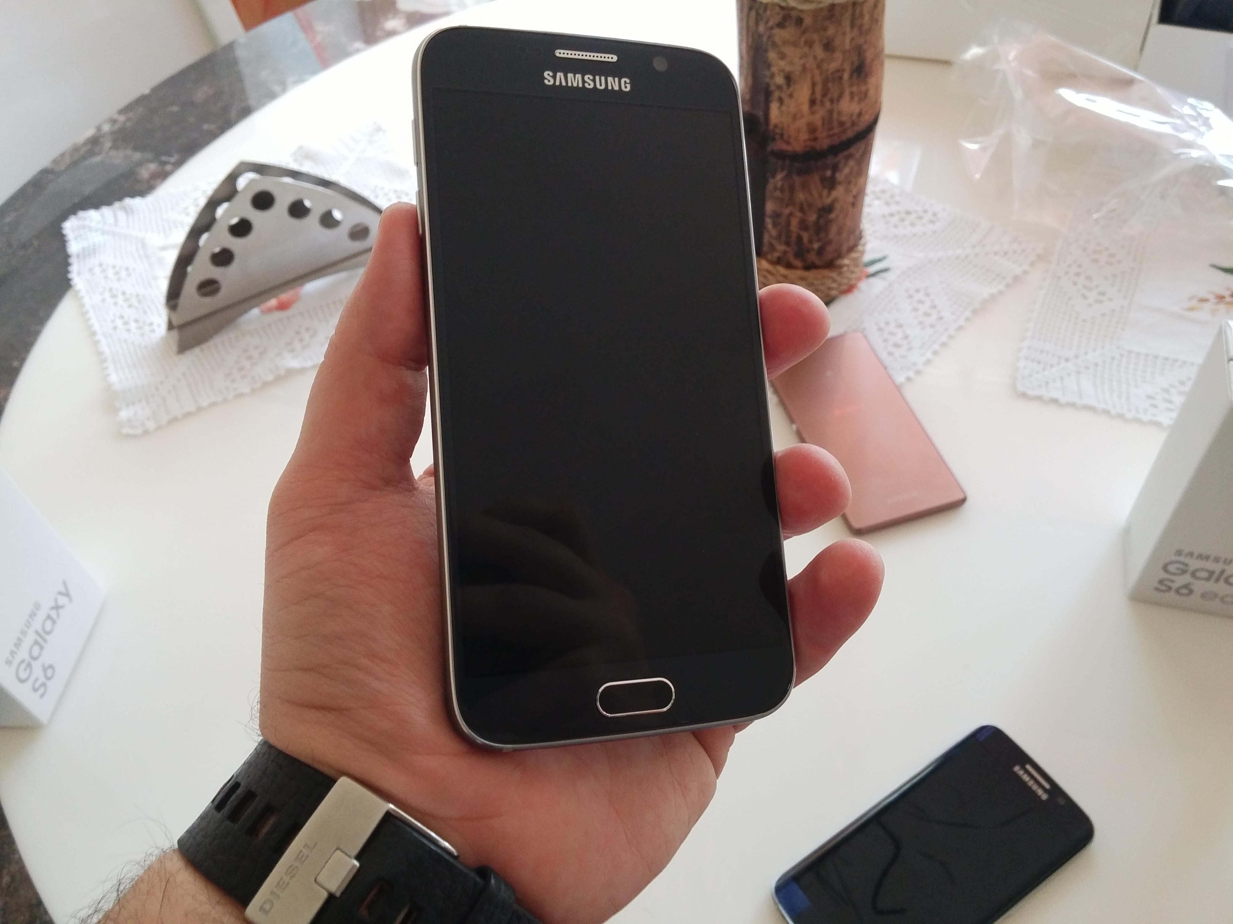 Samsung Galaxy S6 ab 550 Euro erhältlich