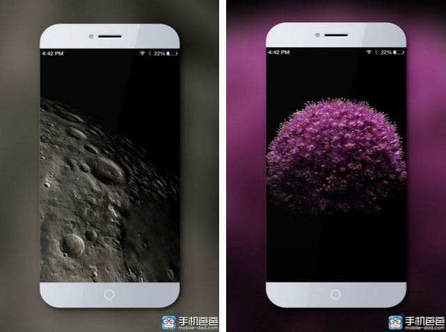 meizu mx5 so k nnte das smartphone ohne seitlichen displayrahmen aussehen. Black Bedroom Furniture Sets. Home Design Ideas