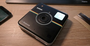 Polaroid Socialmatic Test