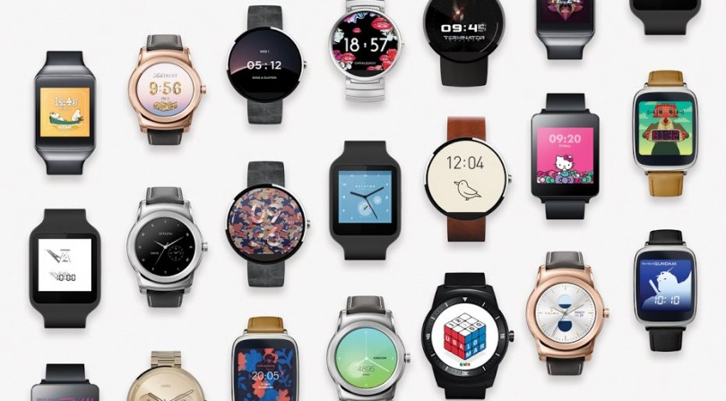 android wear watchtfaces juni 2015
