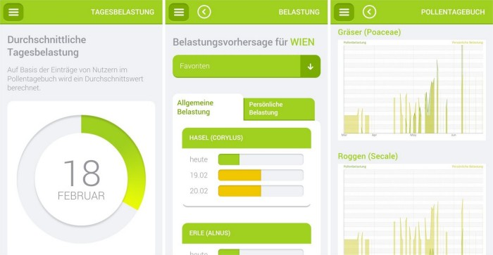 Android-App Pollen
