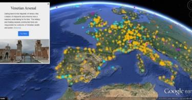 google earth voyage