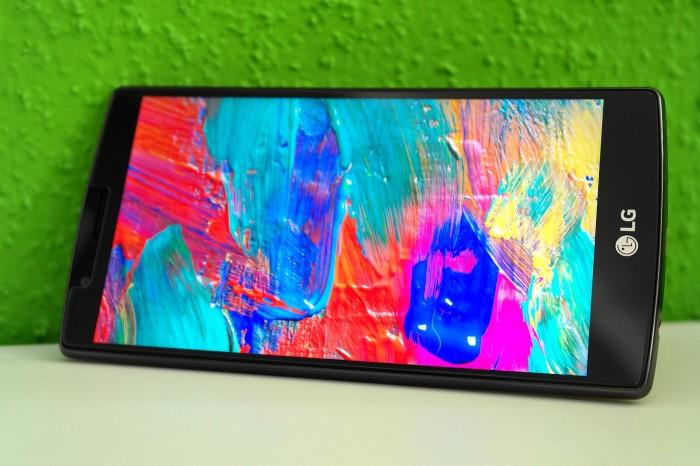 LG G4 Display