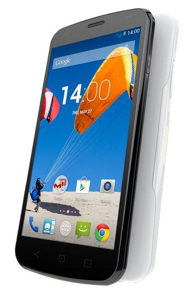 MobiWire Pegasus: Französischer Smartphone-Hersteller ...