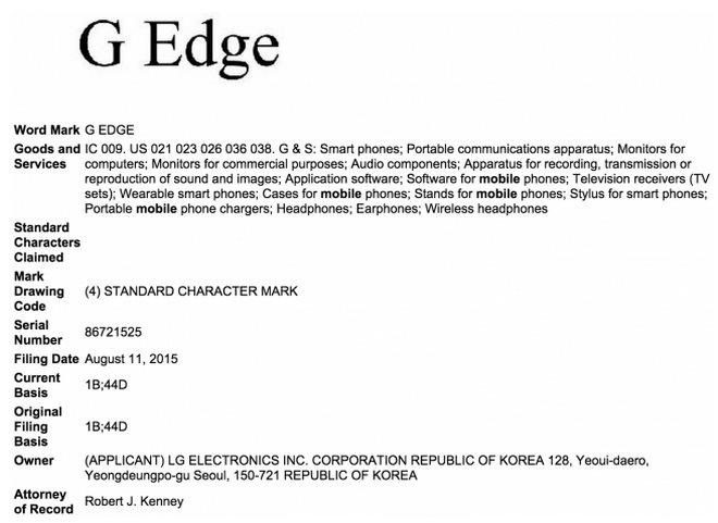 LG G Edge
