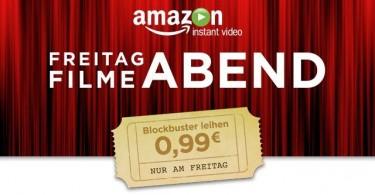 Amazon Freitag Filmeabend