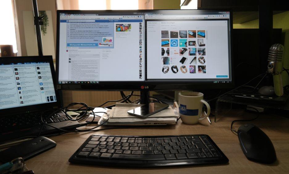 Internet Computer Foto