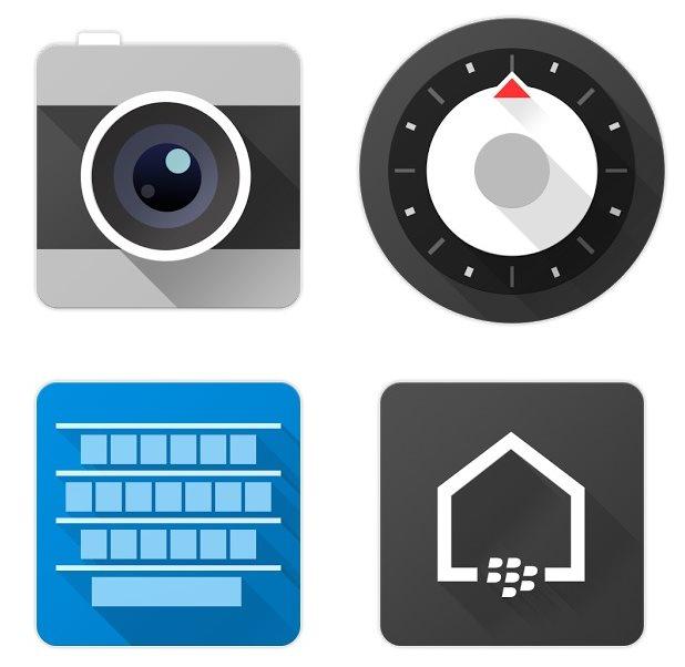 blackberry priv android apps