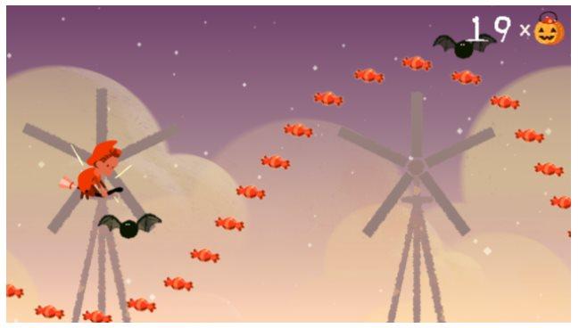 google doodle halloween 2015