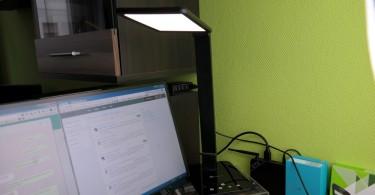 TaoTronics 10W Schreibtischlampe (3)