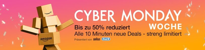 Amazon Cyber Monday 2015