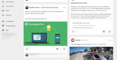 google plus design 2015