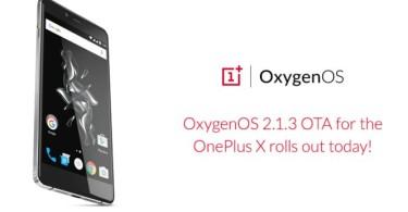 oxygenos 2.1.3 oneplus x