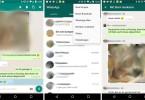 whatsapp nachrichten stern markieren
