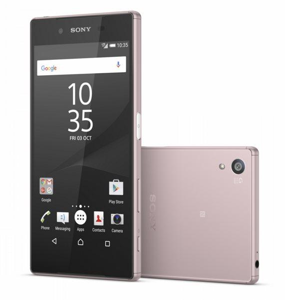 Sony Xperia Z5 Pink (2)