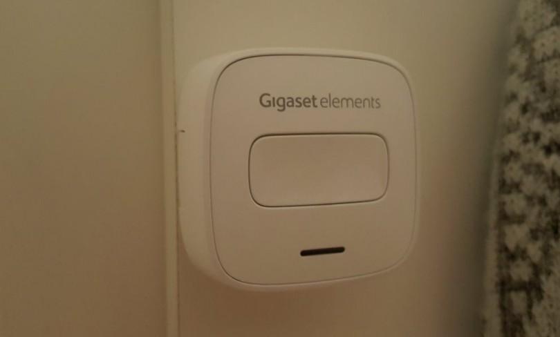 Gigaset Elements Taster