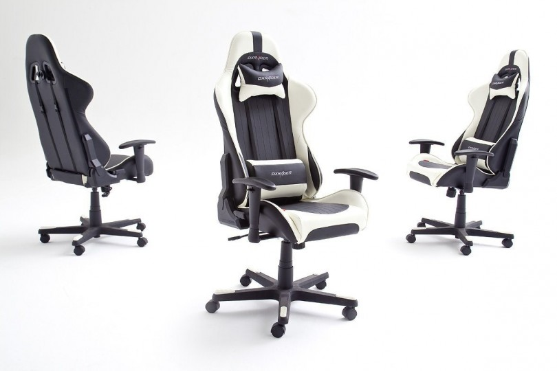 test b rostuhl dx racer6 ausprobiert. Black Bedroom Furniture Sets. Home Design Ideas