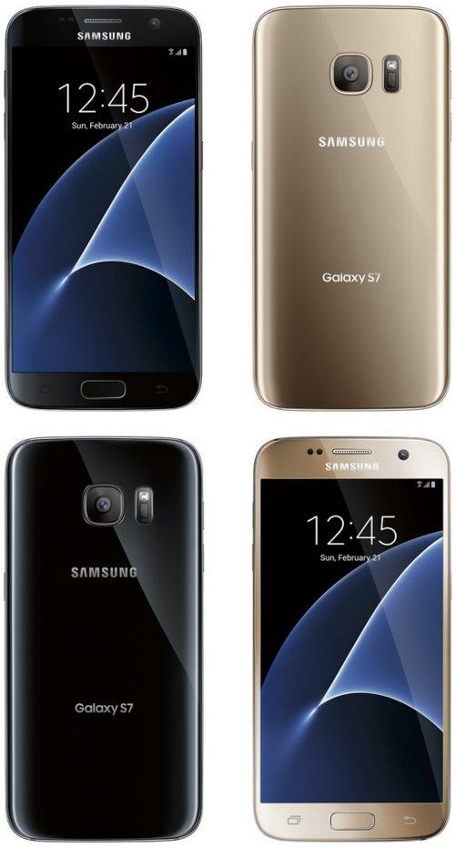 Galaxy S7 Farben Leak (1)