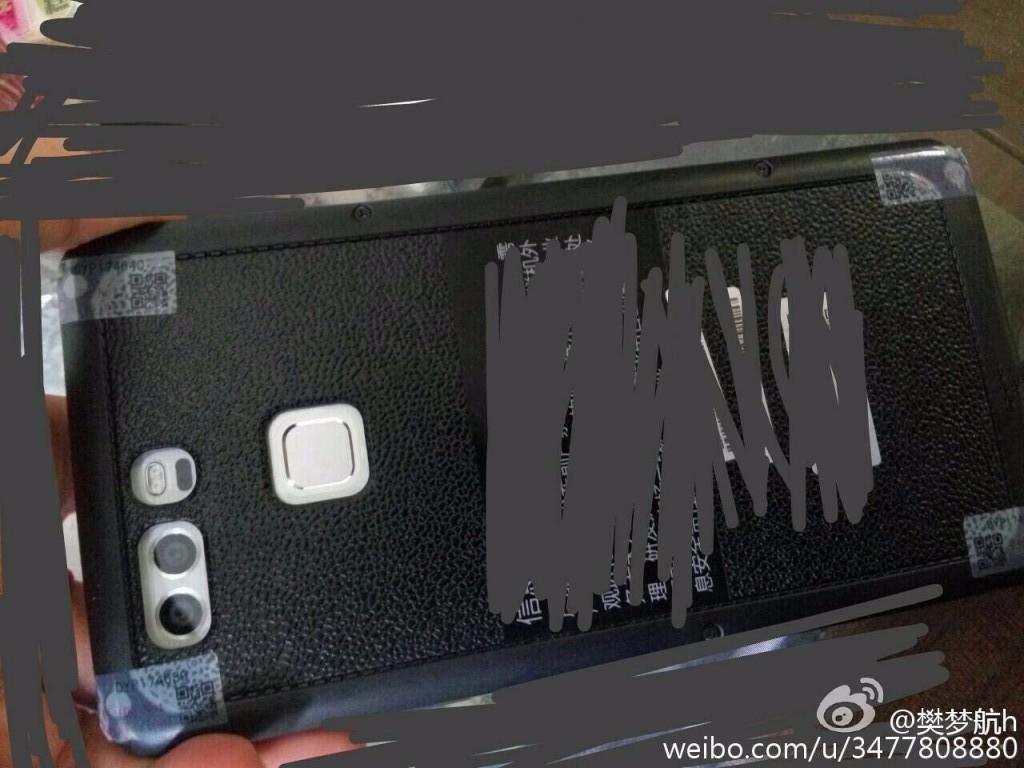 huawei p9 neues foto best tigt fingerabdrucksensor an der r ckseite. Black Bedroom Furniture Sets. Home Design Ideas