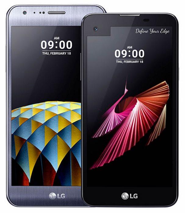 LG X Cam und LG X Screen