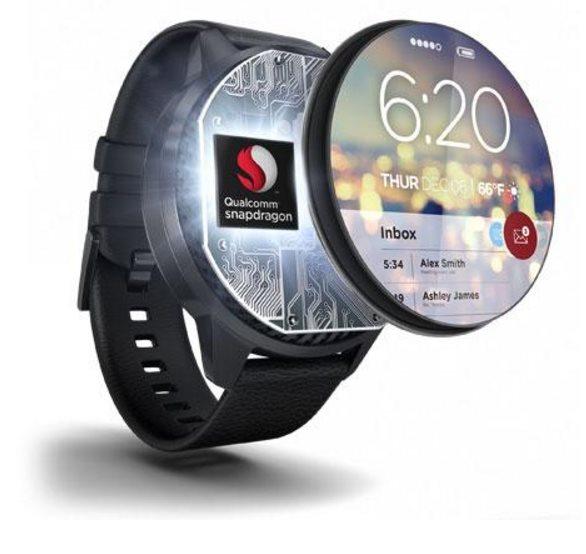 Snapdragon W2100 Smartwatch