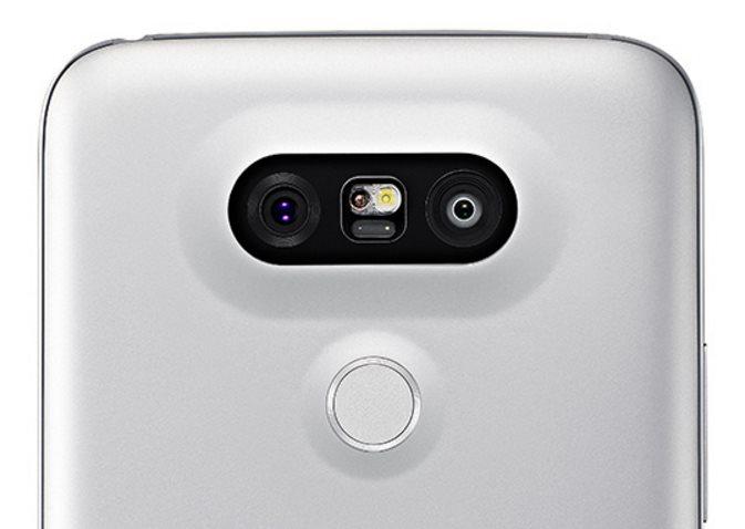 LG G5 Kamera