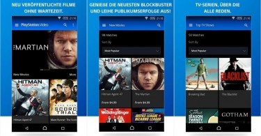 PlayStation Video Android