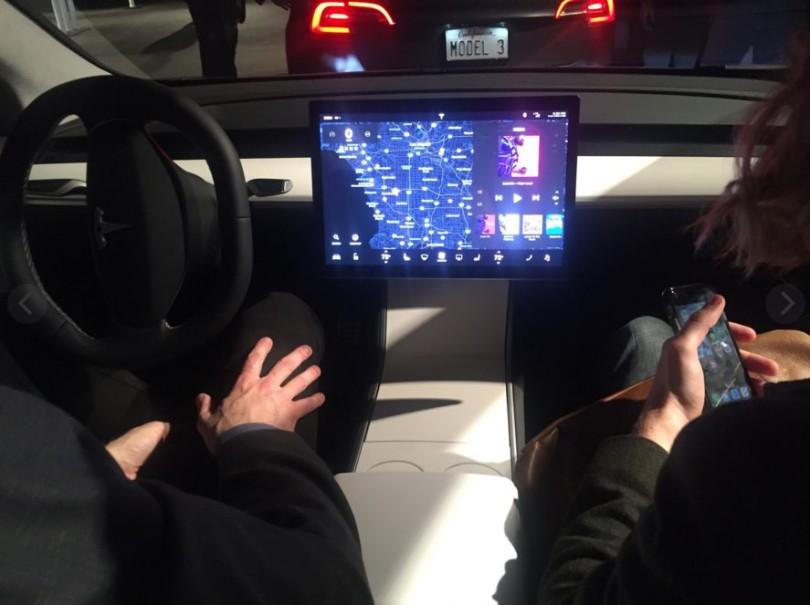 Bild Tesla / Engadget