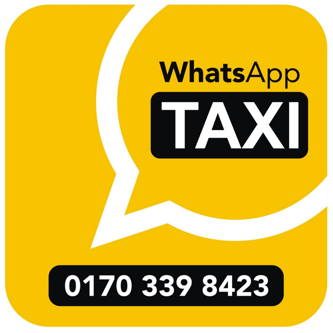 WhatsApp Taxi Deutschland
