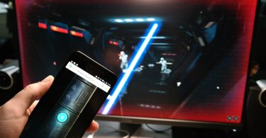 Google Chrome Experiment Star Wars