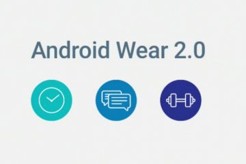 Android Wear 2.0 Header