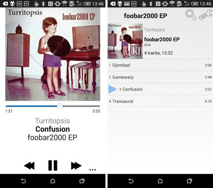 foobar2000 Android