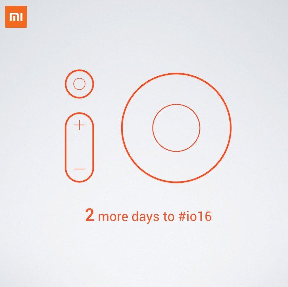 Google IO Xiaomi Teaser
