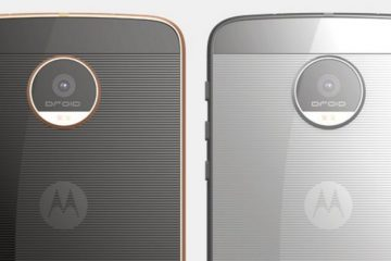 Moto Z MotoMods Leak