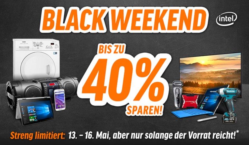 NBB Black Weekend Mai 2016