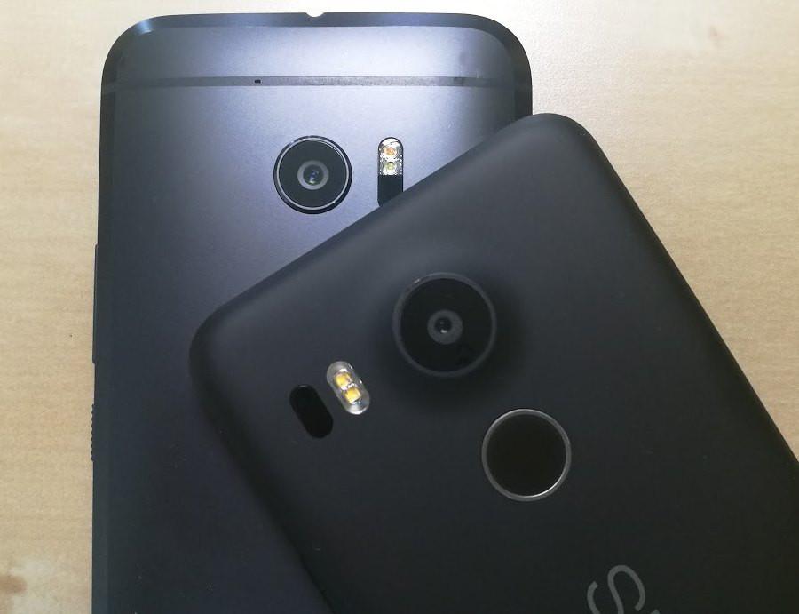 Nexus 5X vs HTC 10 Kamera-Vergleich