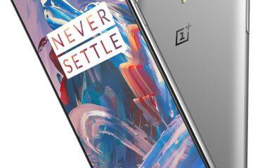 OnePlus 3 Pressebild leak
