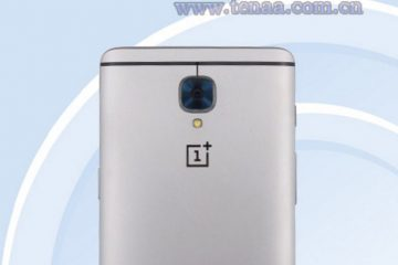 OnePlus 3 Tenaa