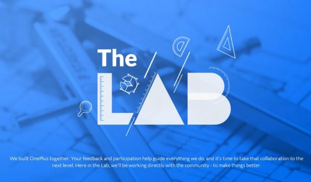 OnePlus The Lab